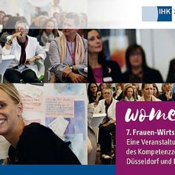 women2business 2019 / IHK Düsseldorf